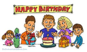 Birthday Pictures Clip Art
